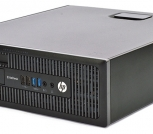 PC HP 800 g1 sff τετραπύρινο intel core i3 4gb 320
