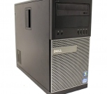 Pc dell 790 tower intel i3 4gb 250gb dvd-rw window