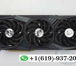MSI GeForce RTX 3090 GAMING X TRIO 24 GB Κάρτα γρα
